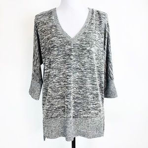 Oversized Soft Vneck Sweater
